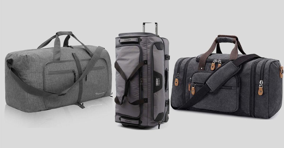 best duffel bags for international travel